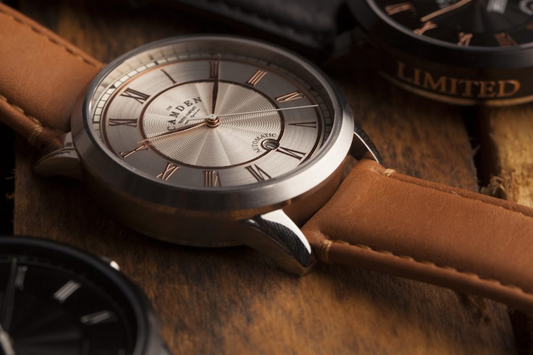 4b81b1537 Camden Watch Company No.29 Automatic Watch | The Coolector