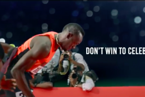 Mumm x Usain Bolt: Celebrate To Win