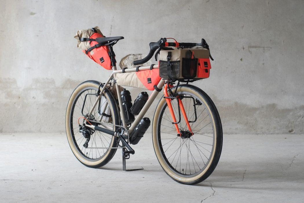 Touring Bike Handlebar Bags