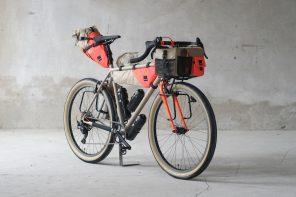 Fern-Fahrraeder Chuck Touring Bike