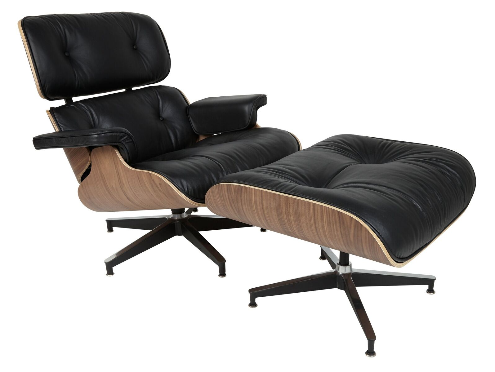 Stupendous Pash Classics Eames Lounge Chair Ottoman The Coolector Alphanode Cool Chair Designs And Ideas Alphanodeonline