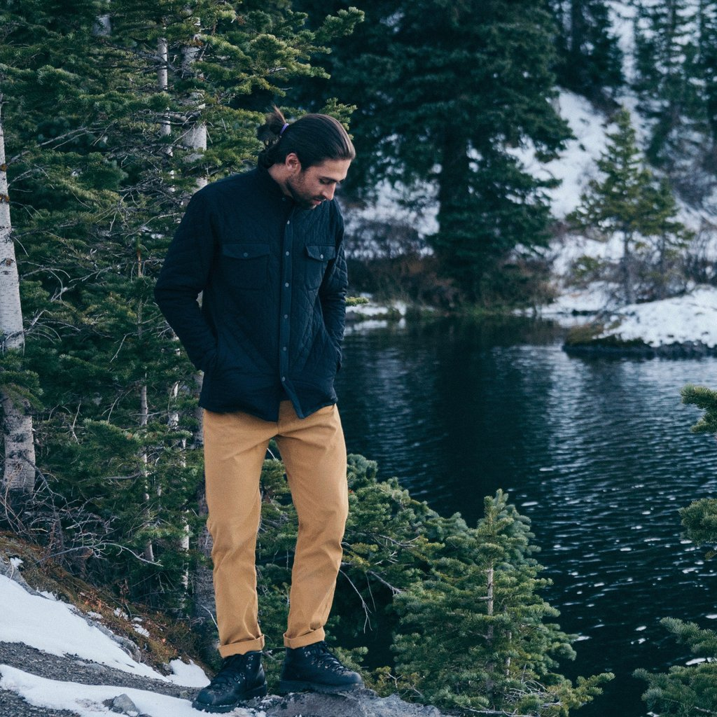 Western Rise AirLoft Quilted Jacket | The Coolector