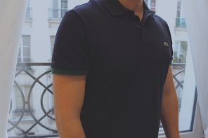 Lacoste Customised Polo Shirts