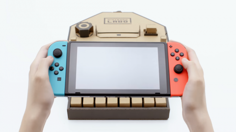 Nintendo Labo The Coolector