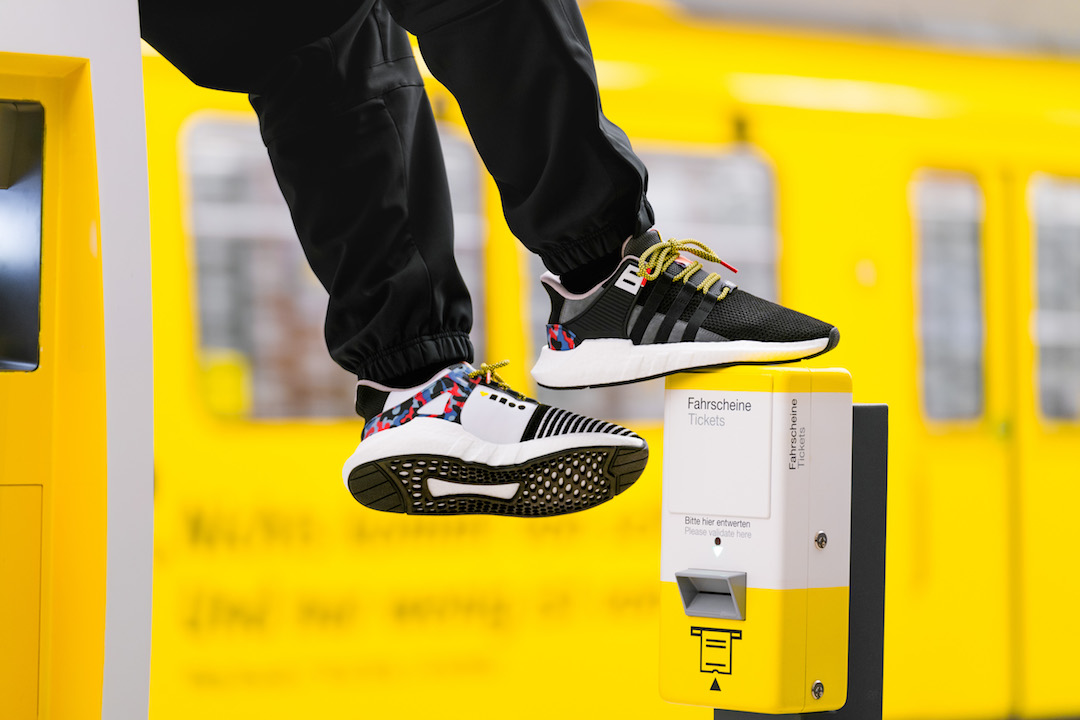 Adidas EQT Support 93Berlin Sneakers | The Coolector