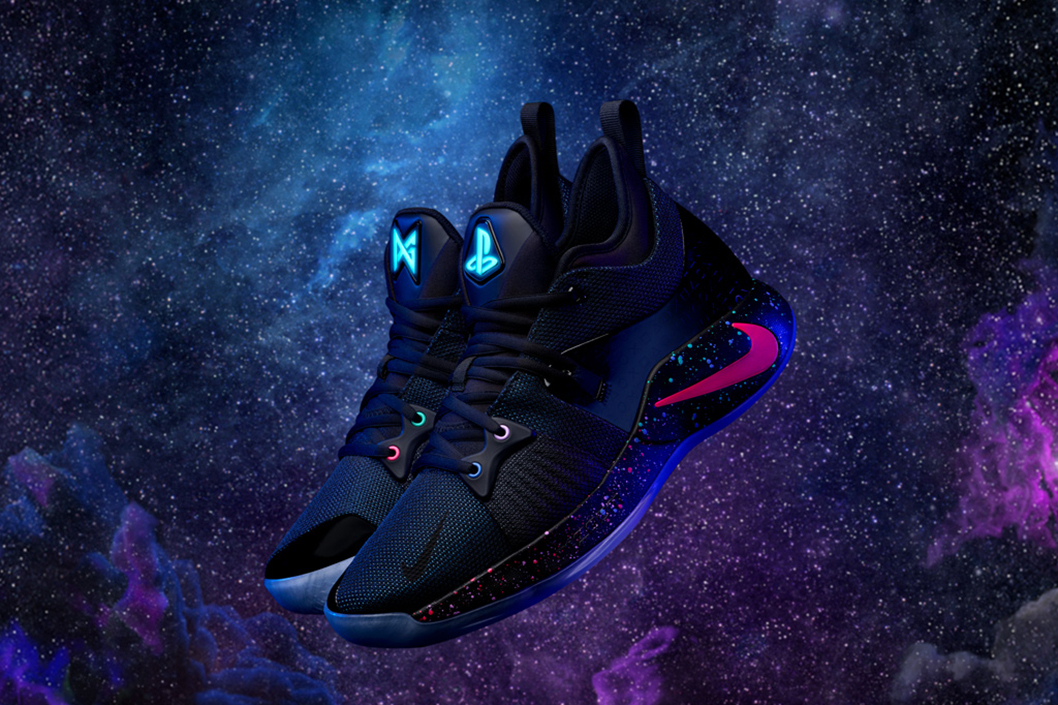 Playstation Nike Pg2 Sneakers The Coolector