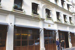 Hotel Parister, Paris
