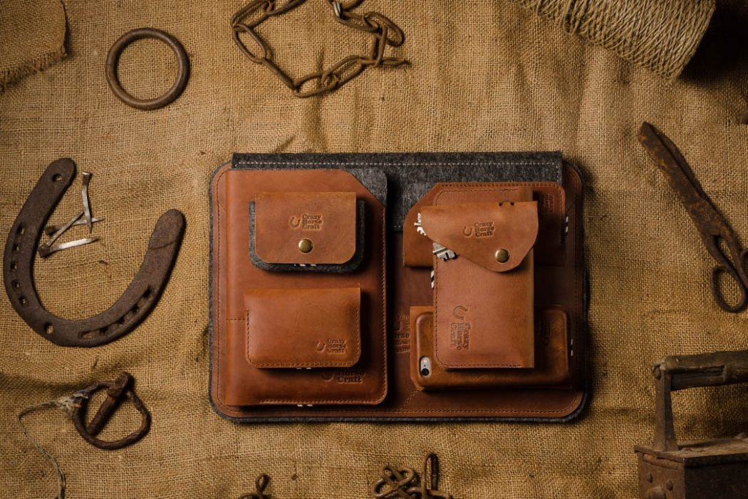 Crazy Horse Craft Leather Goods | The Coolector