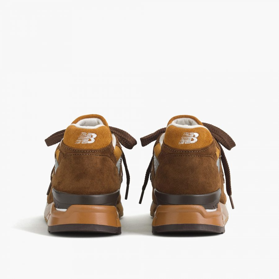 super popular e313d cff48 New Balance x J Crew National Parks Sneakers | The Coolector