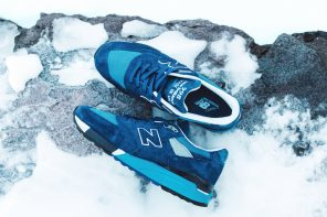 New Balance x J Crew National Parks Sneakers