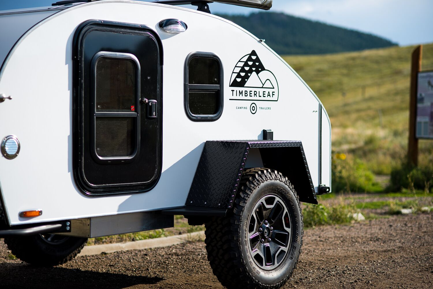 Timberleaf Camping Trailers The Coolector