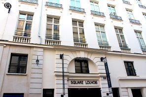 Hotel Louvois, Paris