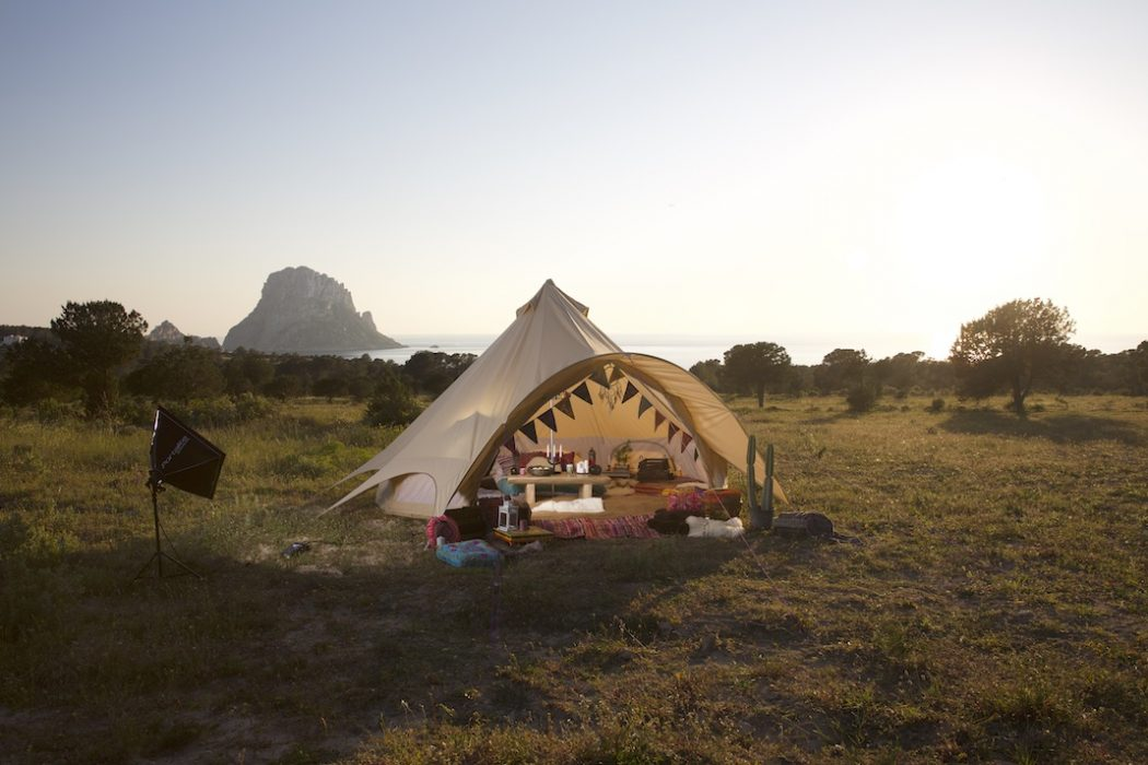 new arrival a59a8 0b542 Star Bell Tent | The Coolector