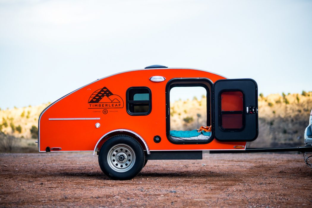 Timberleaf Camping Trailers | The Coolector