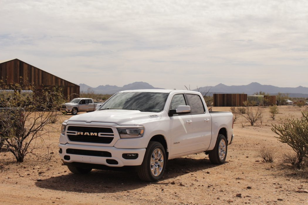 2019 Ram 1500 Review   The Coolector