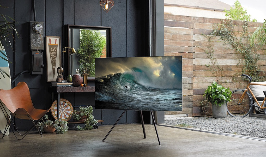 Samsung 2018 QLED Television | The Coolector