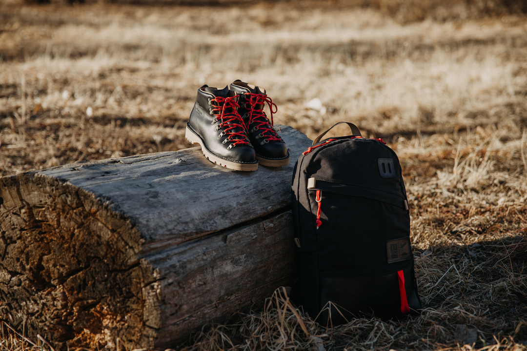 Topo Designs X Danner Collaboration The Coolector