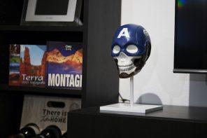 ToysAnarchy Superhero Skull