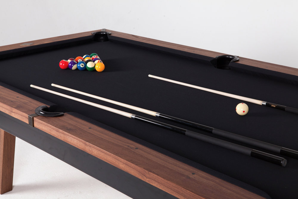 Sean Woolsey Pool Table The Coolector - High end pool table
