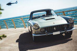 1962 Ferrari 250 GT Cabriolet Series II by Pininfarina