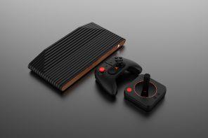 AtariVCS Video Game Console
