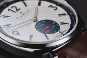 Farer 37mm Hand Wound Watches