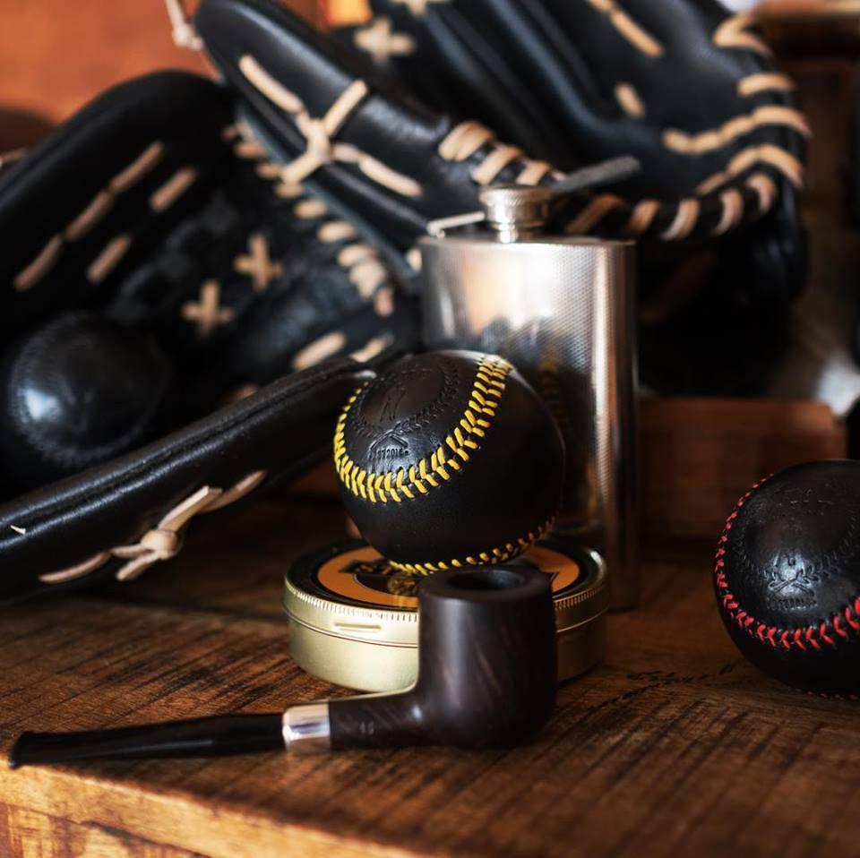 Vintage baseballs