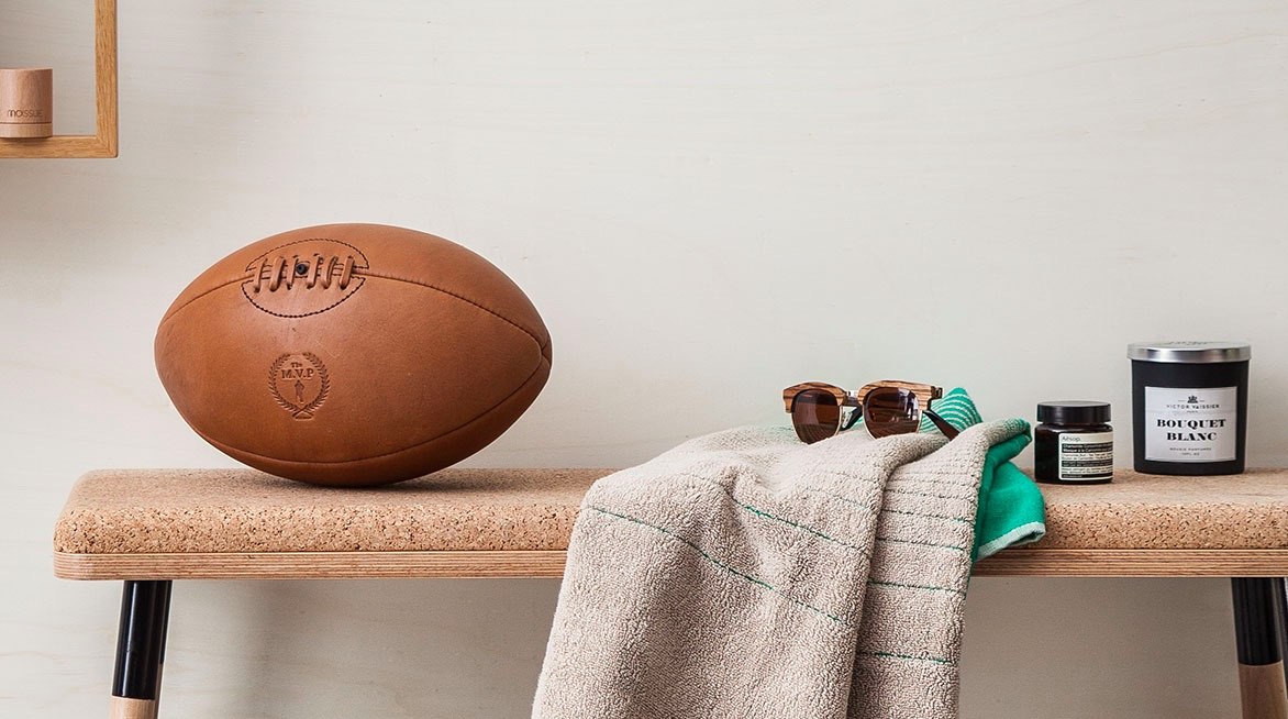 luxury vintage american football