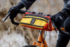 Topo Designs x All-City Cycles Bike Bag