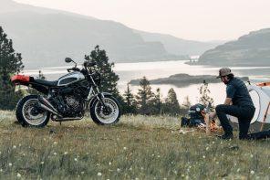 Velomacchi x Yamaha Rural Racer XSR700 Motorbike