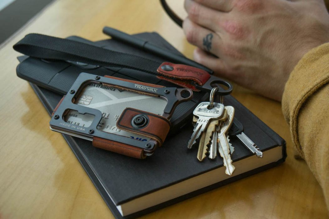 Trayvax Contour Wallet The Coolector