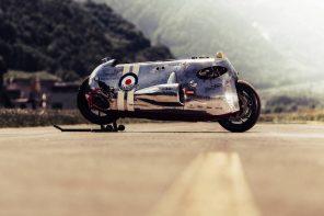 BMW Motorrad Spitfire Monster Bike