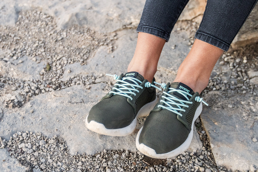 Tropic Travel Shoes | The Coolector