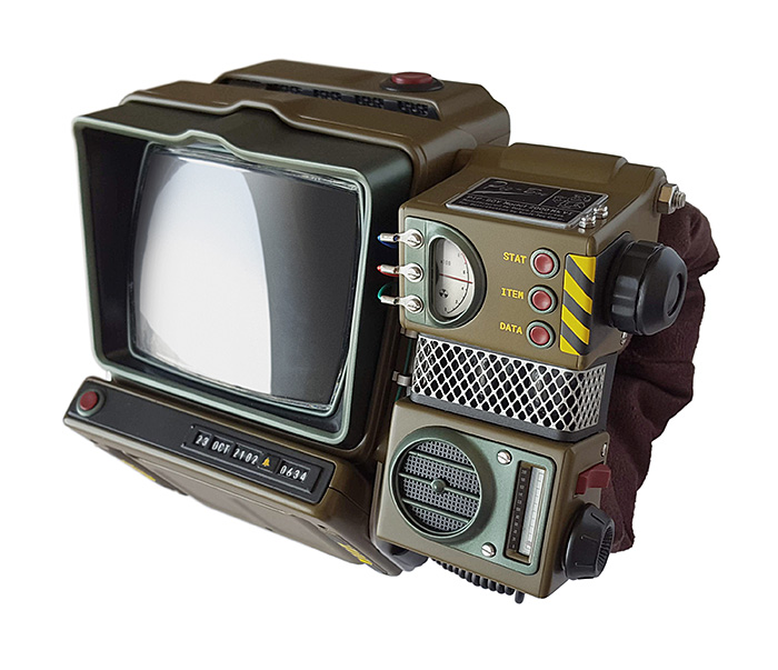 Fallout 76 Pip-Boy 2000 Construction Kit   The Coolector