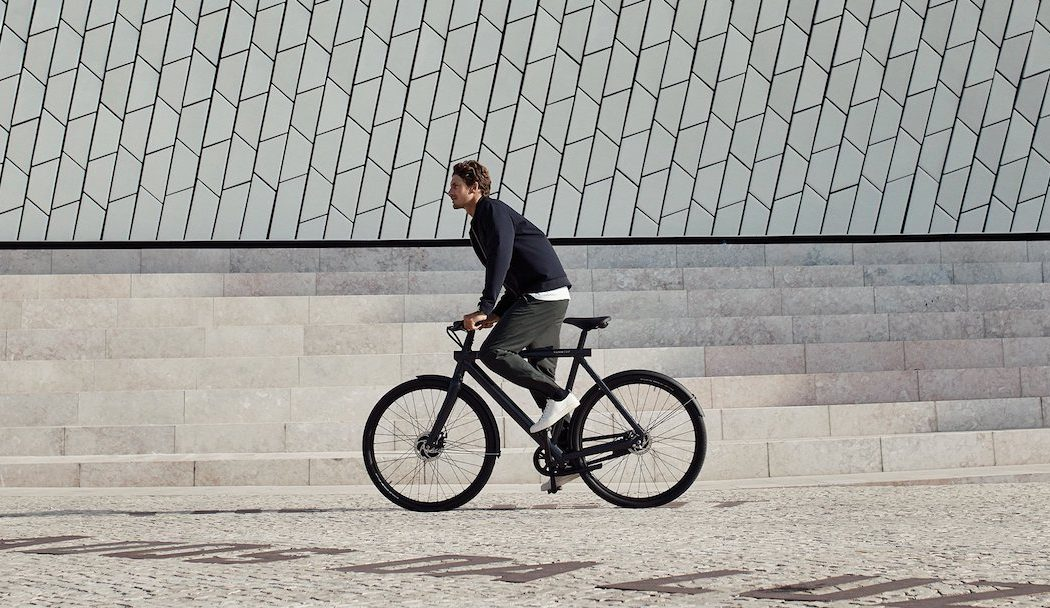 Vanmoof Electrified Bikes The Coolector