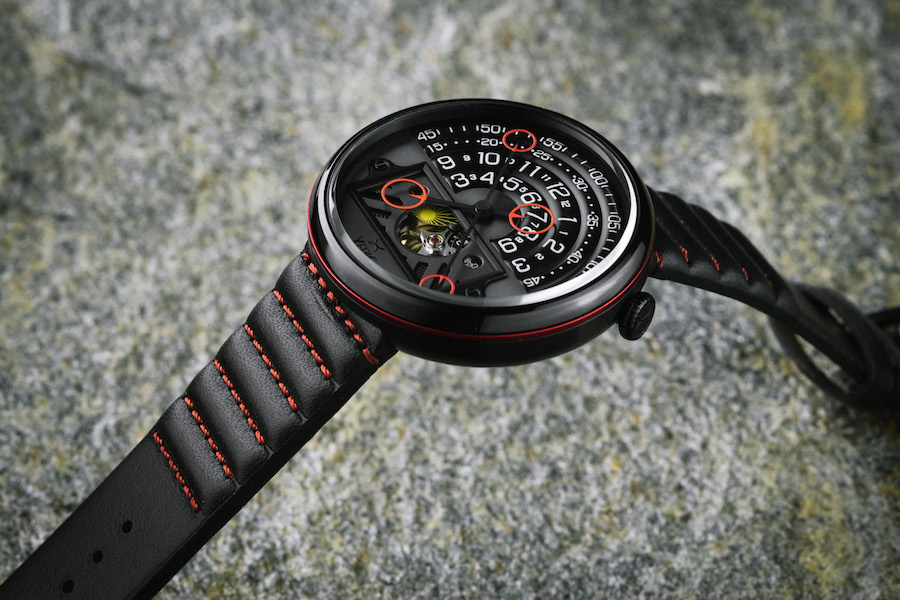 Xeric halograph ii automatic watch the coolector for Watches xeric