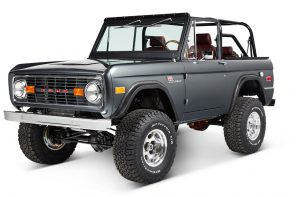 Classic Ford Broncos Buckhead