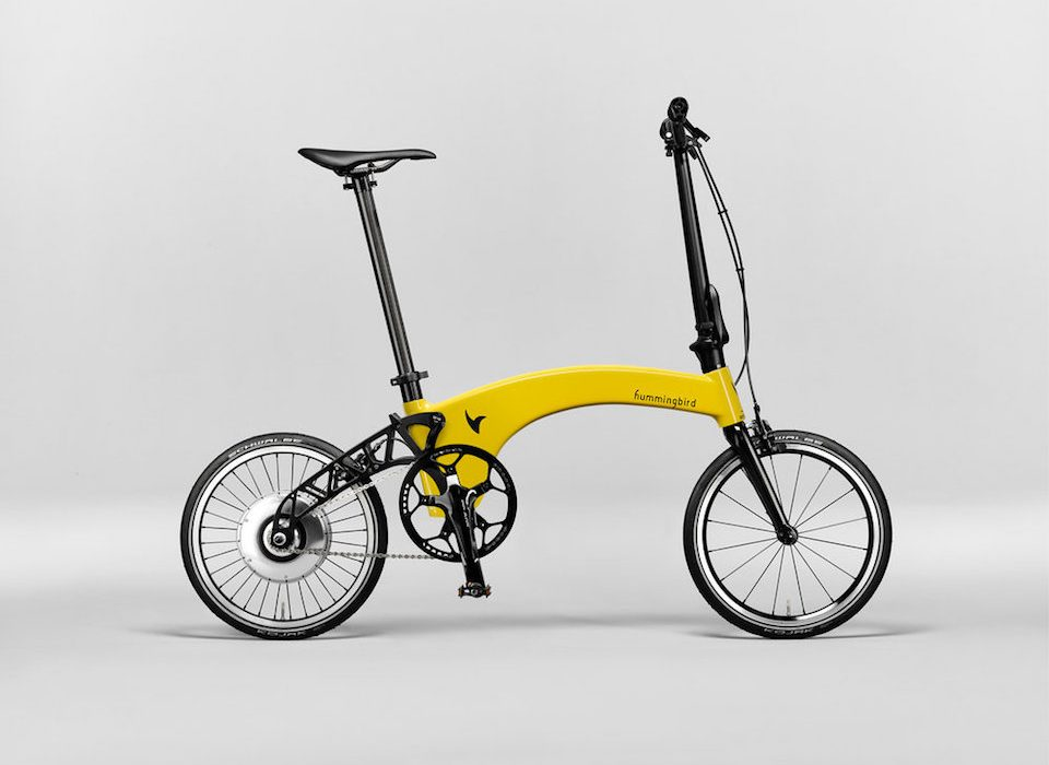 Hummingbird Prodrive Electric Bike