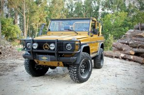"Legacy Overland 1990 Mercedes Benz G ""Wolf"""