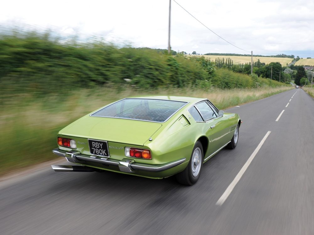 1971 Maserati Ghibli SS 4.9 Coupé   The Coolector