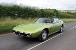 1971 Maserati Ghibli SS 4.9 Coupé