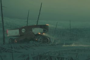 Simon Stålenhag Artwork 2018