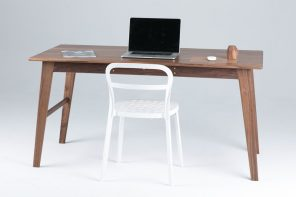 Sean Woolsey Wolf Desk
