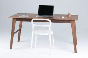 Sean Woolsey Wolf Desk