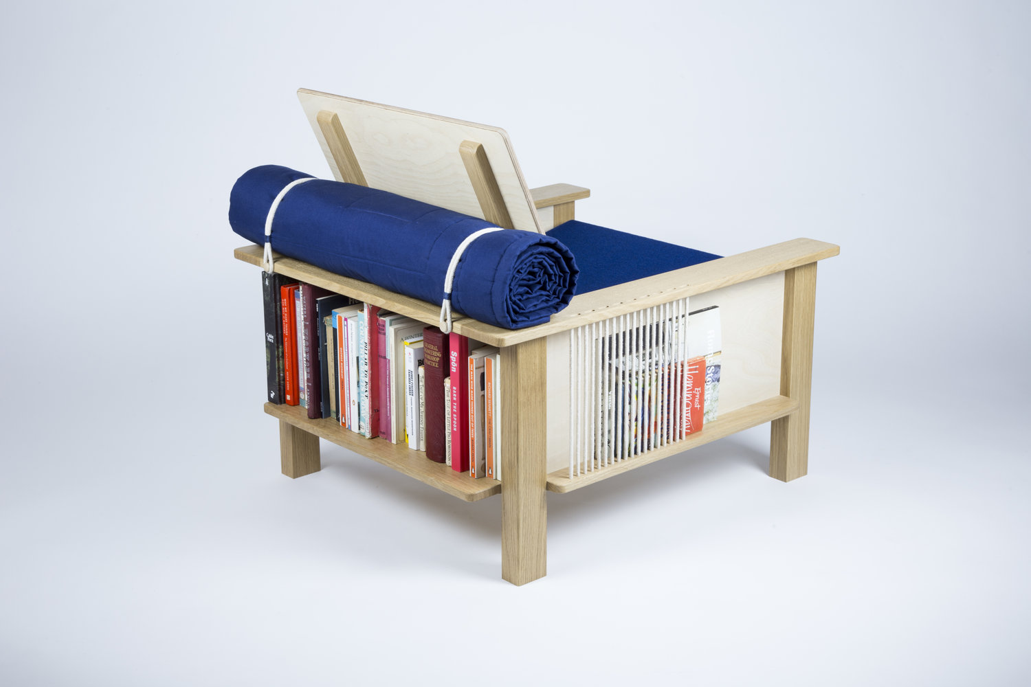 Benso Pack Horse Chair | The Coolector