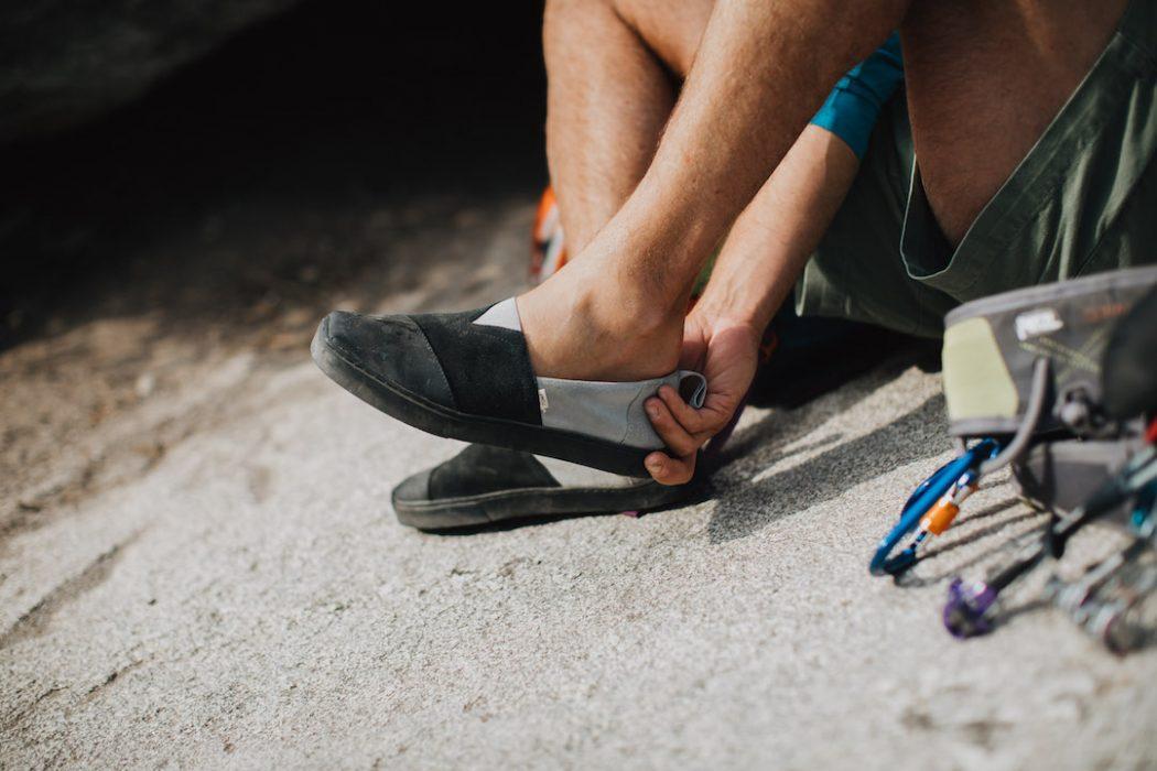 fe774419ec5 1Climb x TOMS x iLLS Climbing Shoes