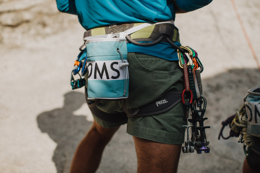 91459dea0c2 Partnering with TOMS and iLLS on these excellent climbing shoes being  funded through Indiegogo