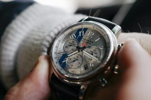 Petrolicious x Chopard Limited Edition Mille Miglia Classic Chronograph