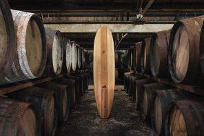Grain Glenmorangie Original Surfboard