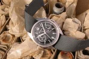 Newmark 6BB RAF Chronograph Pilot Watch